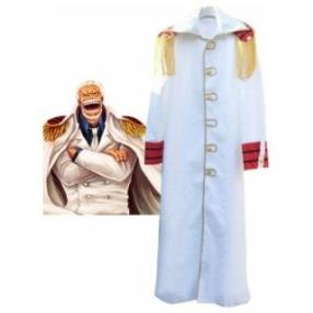 One Piece Monkey.D.Kapu Uniform Cloth Cosplay Costume
