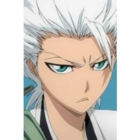 Bleach Hitsugaya Toushirou Short Cosplay Wig