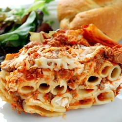 Baked Ziti - my kids love baked paste and this one looks delicious and tempting