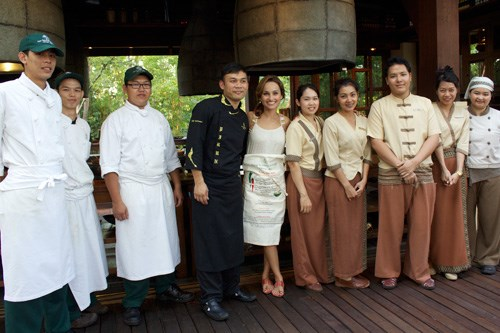 Giada in Thailand