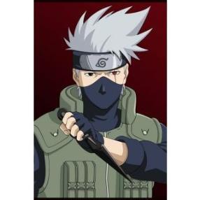 Naruto Hatake Kakashi Short Cosplay Wig