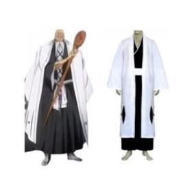 Bleach Captain Yamamoto Genryuusai Shigekuni 1st Division Cosplay Costume