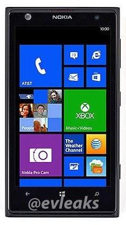 Windows on Nokia Lumia 1020