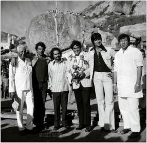 Old Sholay Picture