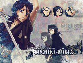 Bleach Kuchiki Rukia Cosplay Wig