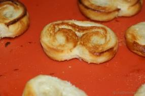 French Palmiers (Elephant Ears) Cookies Recipe - ChefDeHome.com