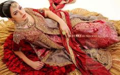 Nilofer Shahid designer dresses