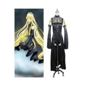 Chobits Freya Black Cosplay Costume--CosplayDeal.com