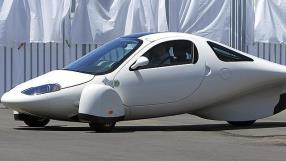 Graphene powered cars will make electric cars so light and powerful. Can't wait to see it in action.