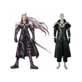 Final Fantasy VII 7 Sephiroth Deluxe Cosplay Costume