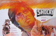 Another Sholay poster