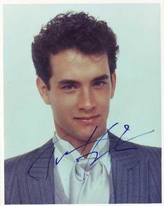 Tom Hanks young picture