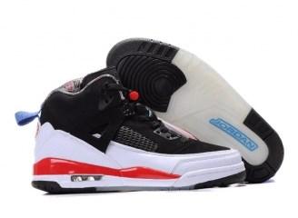 Cheap Nike Air Jordan 3.5 Black White Mens Retro Shoes