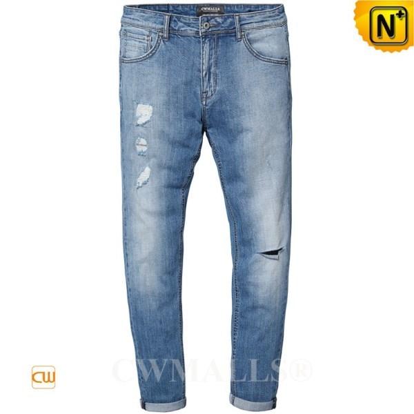 CWMALLS Distressed Skinny Denim Jeans CW107020