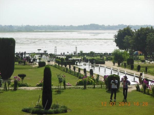 Nishant Garden, Srinagar, Jammu and Kashmir, India