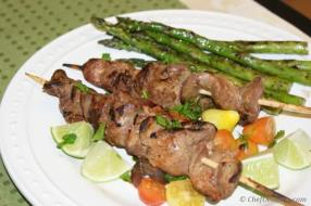 Dinner on the Grill Meals - ChefDeHome.com