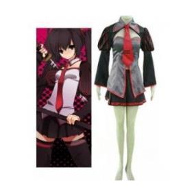 Vocaloid Zatsune Miku Cosplay Costume--CosplayDeal.com