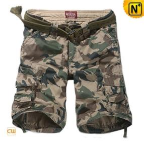 Cargo Shorts with Belt CW140060