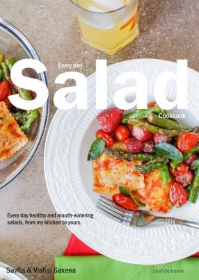 Every Day Salad Cookbook by ChefDeHome.com