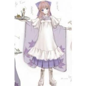 Vocaloid Senbonzakura Megurine Luka Cosplay Costume--CosplayDeal.com