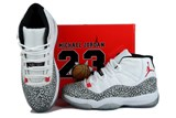 Buy Air Michael Jordan Retro XI(11) Snakeskin Custom in Black and Red Colorways
