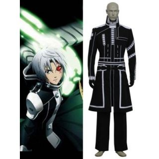 D.Gray-Man Allen Walker Cosplay Costume--CosplayDeal.com