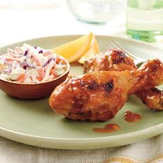 Chipotle Orange Chicken drumsticks