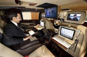 This is the ever world top best car in the world with top class network system for the top class business man.