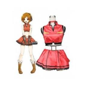 Vocaloid Meiko Lovely Cosplay Costume
