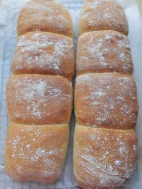 Italian Ciabatta Bread Rolls - Nothing can beat fragrance of homemade, fresh out of the oven Ciabatta Rolls!!