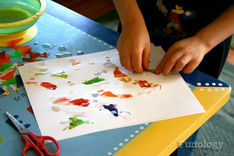 Funology has great ideas for keeping kids busy this summer vacations, give it a try...