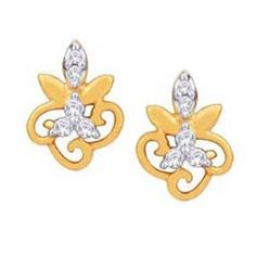 RIVAAZ GOLD Earings
