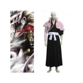 Bleach Abarai Renji Cosplay Costume