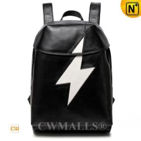 CWMALLS Italian Leather Travel Backpack CW907018