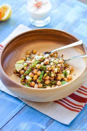 Chickpeas Recipes - ChefDeHome.com