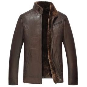 CWMALLS Shearling Lined Jacket for Men CW857059