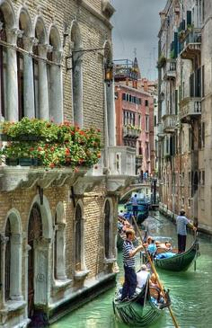 Very beautiful photo, want to visit Venice