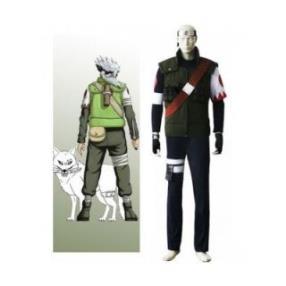 Naruto Hatake Sakumo Cool Cosplay Costume