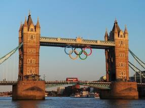 Olympics 2012 UK rocked
