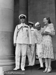nehru unseen photo