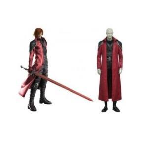 Final Fantasy VII Genesis Rhapsodos Cosplay Costume--CosplayDeal.com