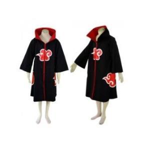 Naruto Atasuki Itachi Cloak Cosplay Costume