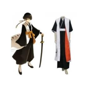 Bleach Captain Soi Fong 2nd Division Cosplay Costume