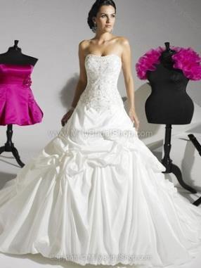 millybridalshop wedding dress