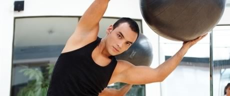 Fitness Ball Exercises
