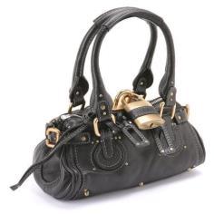 Chloe handbag black