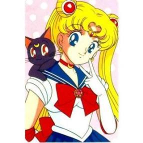 Classical Sailor Moon Tsukino Usagi Cosplay Wig--CosplayDeal.com