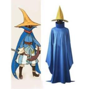Final Fantasy Blue Mage Cosplay Costume