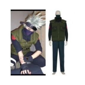 Naruto Hatake Kakashi High Quality Cool Cosplay Costume