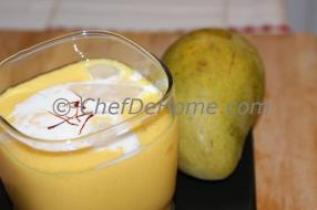 Mango Lassi is so much loved and prepared all over the world, I no longer consider it a Northern Indian drink.